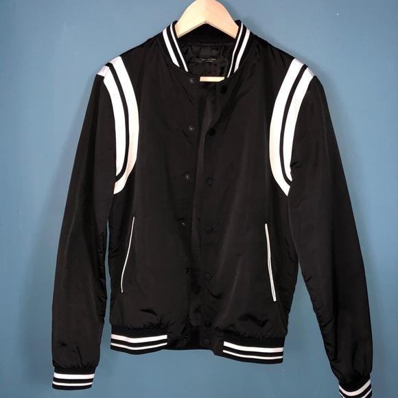45303af03 Zara varsity bomber jacket size M